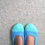 Crochet Slippers for Women ..