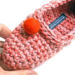 Crochet Slippers for Women, House S..