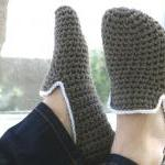 Man feet get cold too - Men..